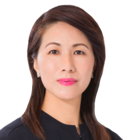 Cynthia Leung, General Manager – Corporate Affairs, the Hong Kong Tourism Board