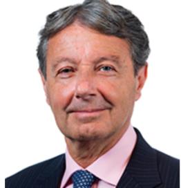 Lionel Zetter, author and public affairs expert