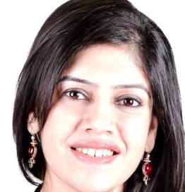 Shweta Shukla, Director Sustainable Business, Communications & External Affairs, Unilever