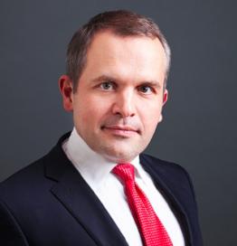Jakob Edberg, President and CEO, GR Japan