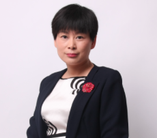 Gloria Xu, General Manager Government Affairs, the Dow Chemical Company in Greater China